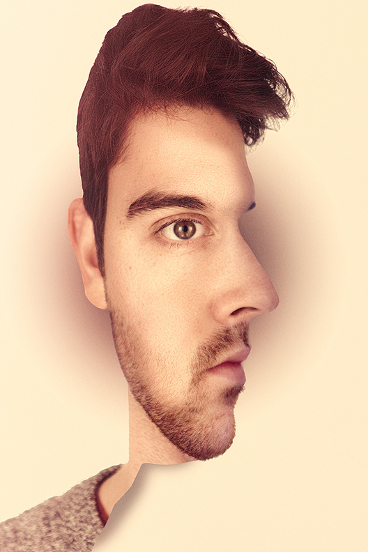 TimothyBaileyPhotography-Optical-illusion-portrait-Sam-web